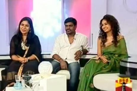 Natpudan Apsara- Thanthi Tv – Special Program 30-11-2013 Singer Vinaitha & Singer Velumurugan Daring Answers