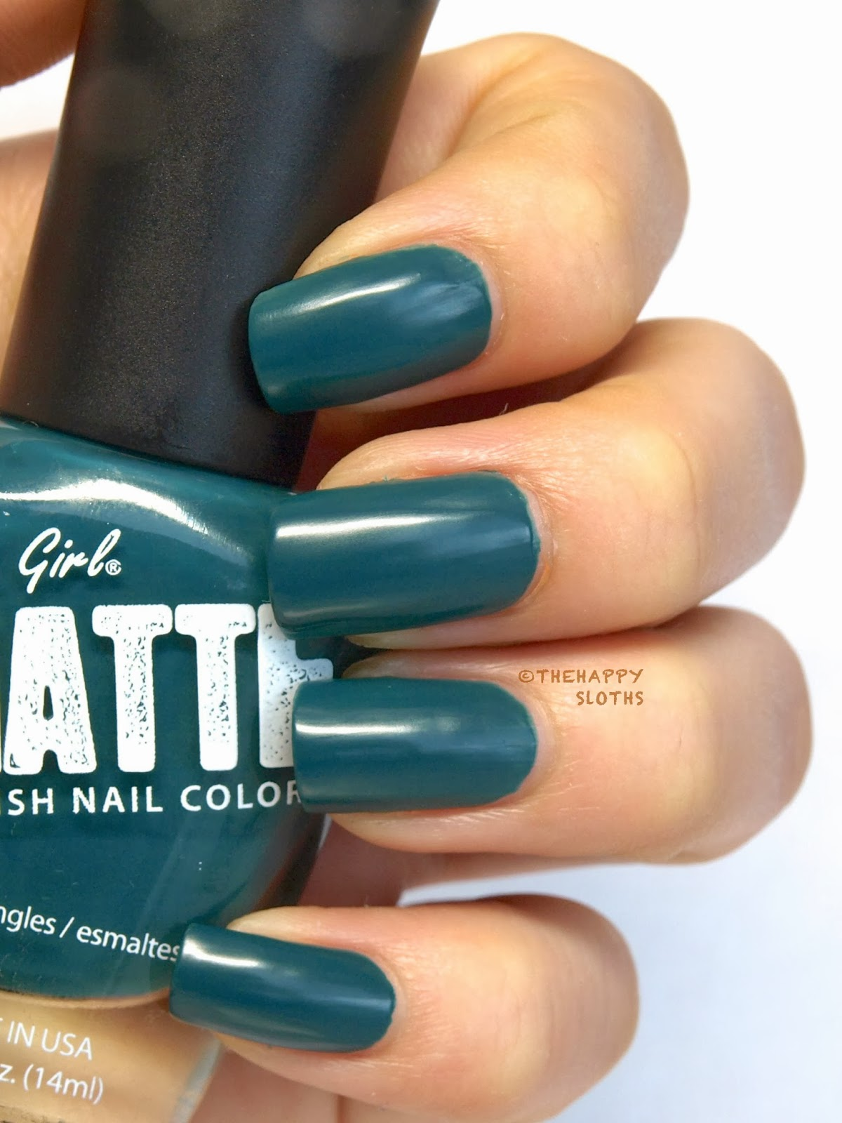how to make matte finish nail polish