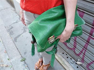 OOTD Look Style Blog Mode Fashion Fashionblog Monoprix Reiko Catherine Parra Modress Pasacel Monvoisin