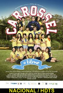 Assistir Carrossel – O Filme Dublado 2015