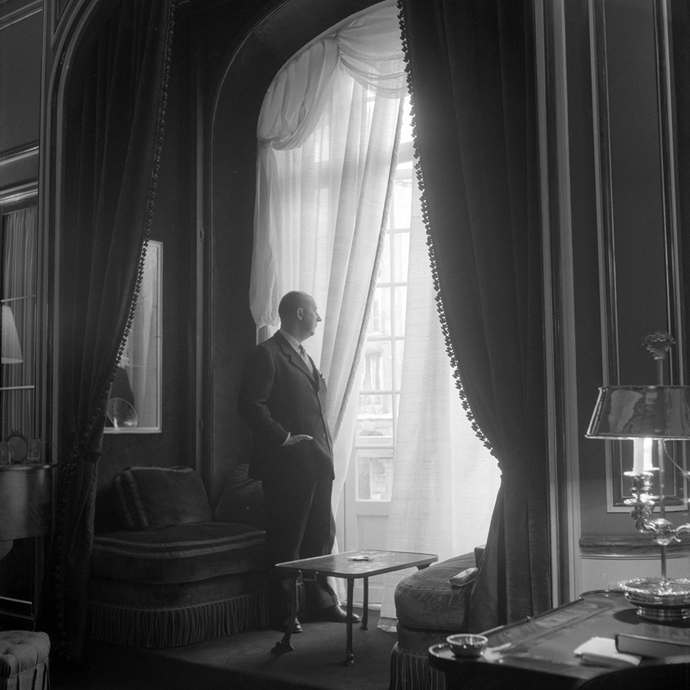 Christian Dior at his home at boulevard Jules Sandeau / Monsieur Dior: Once Upon a Time / Book review / fashion books / via fashioned by love british fashion blog