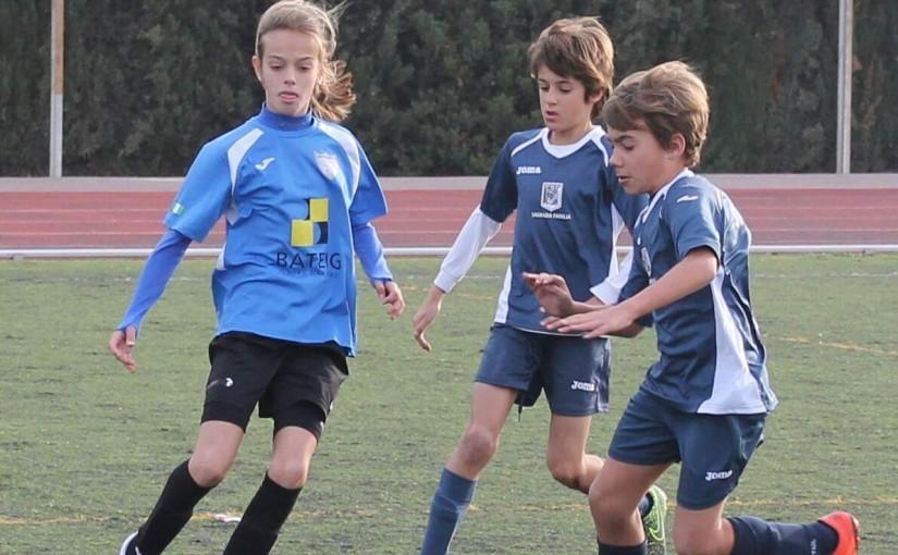 Educaci n deporte colegio padre dehon in s rizo a la for Federacion valenciana de futbol
