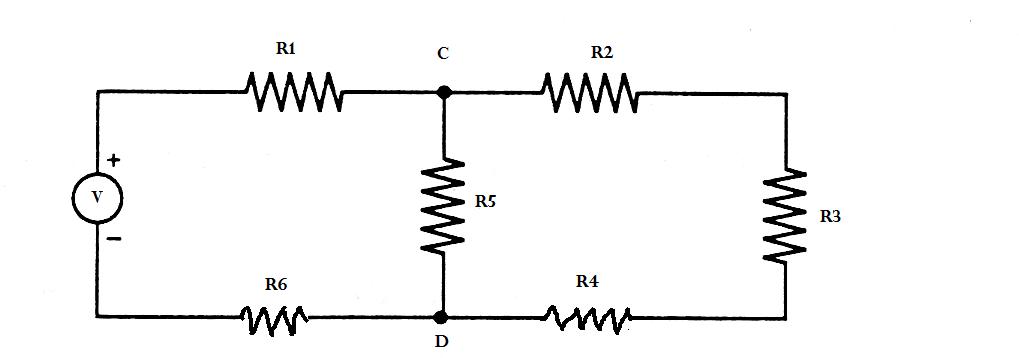 simple electrical circuit diagram - 1019×358