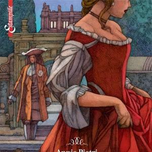 Les bosquets de Versailles, tome 1 : Le crime de l'Encelade de Annie Pietri