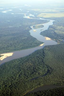 Amazonas, America del Sur
