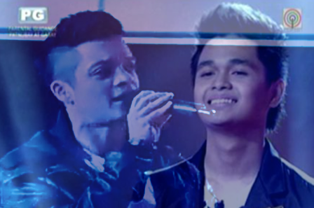 Japs Mendoza Duet with Bamboo in The Voice of the Philippines