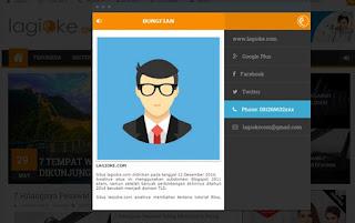 pagina-pop-up-sobre-nós-personalizada