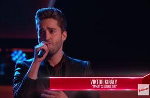 The Voice – Király Viktor továbbjutott az Amerikai Voice-ban