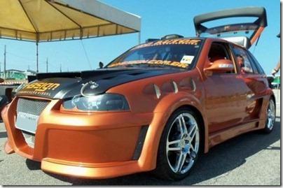 customização de carros antigos