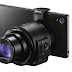 Sony QX1 and QX30 cyber-shot lens style cameras officially announced