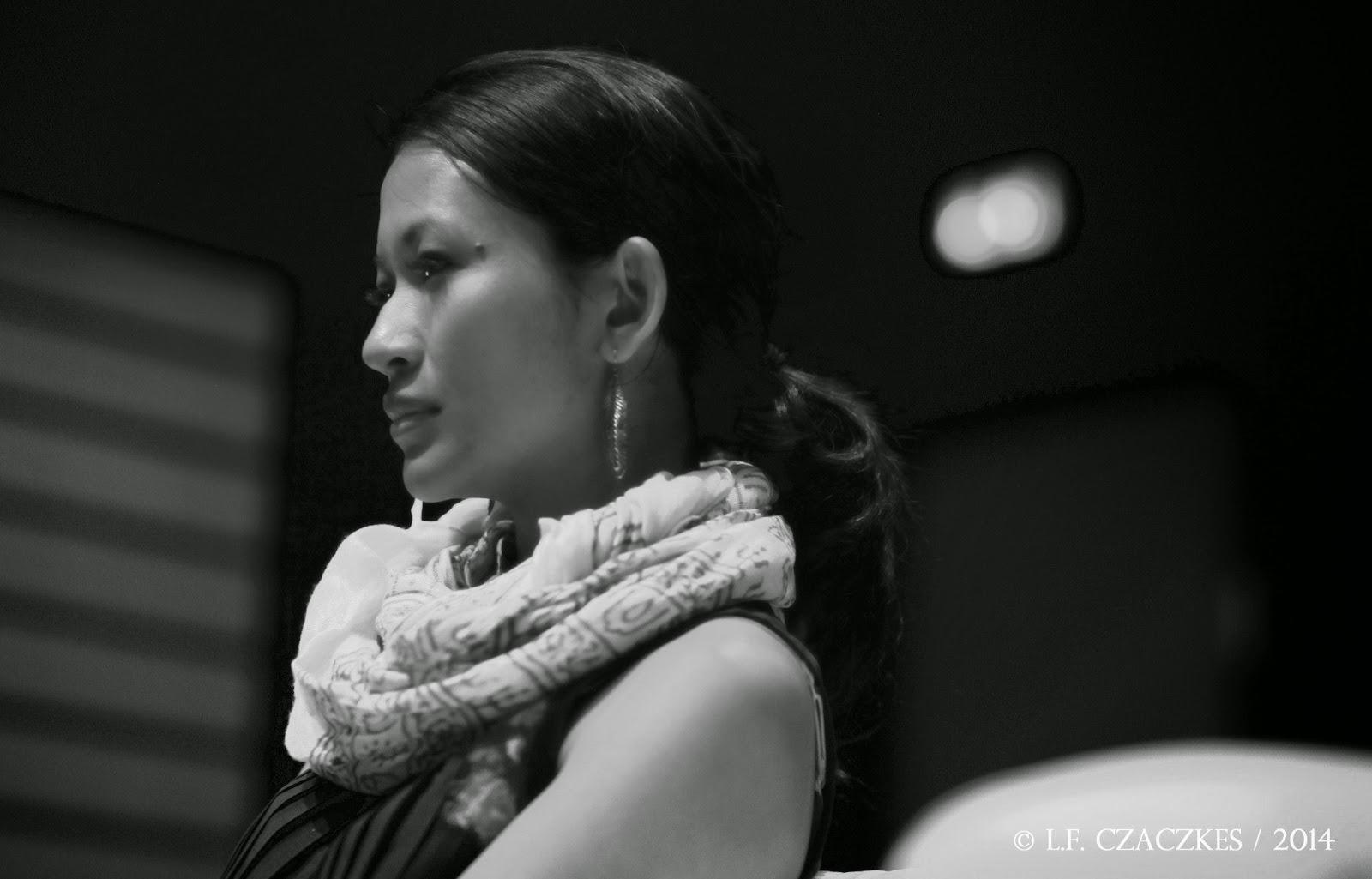 """''...C'est avec un immense plaisir que je vous annonce mes débuts dans la musique au sein du collectif Teuk Dey, initié par Amara Chhin, Olivier Bostvironnois et moi-même. Nous espérons ainsi partager nos univers musicaux, avec des influences puisées entre la France, les Etats-Unis et le Cambodge. En attendant notre EP prévu pour la rentrée, je vous invite à découvrir notre premier titre """"Here-There (ici, là-bas)"""". Vous pouvez dès à présent visionner le clip en cliquant sur ce lien ou sur l'image ci-dessous...''"""