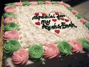 CALEBRATION CAKE