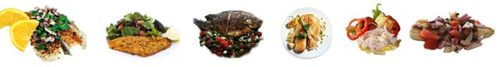 Tilapia Recipes Header Image