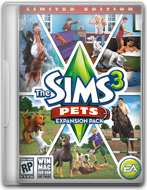 The Sims 3: Pets - PC (Completo) + Crack