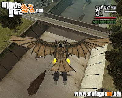 SA - Máquina Voadora de Leonardo da Vinci