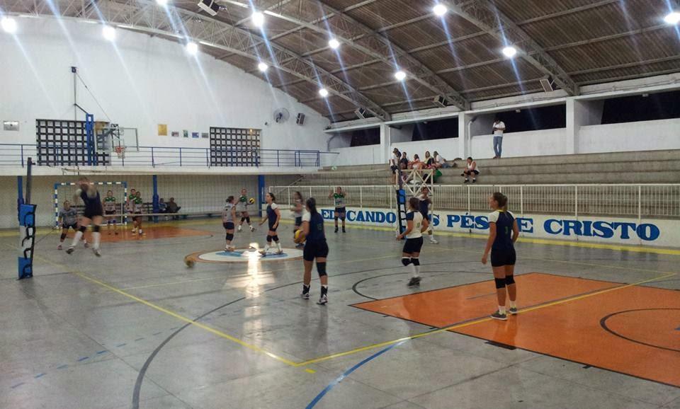 América em quadra pela Copa Cidade do Recife de Vôlei