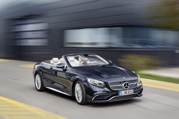 Mercedes AMG S 65 Cabriolet V12 biturbo