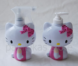 Semprotan Hello Kitty