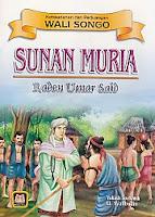 toko buku rahma: buku SUNAN MURIA (Raden Umar Said), pengarangyuliadi soekardi, penerbit pustaka setia