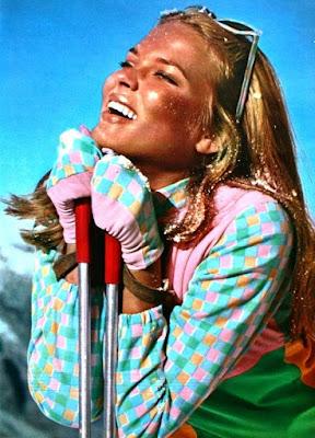 70s ski bunny inspo