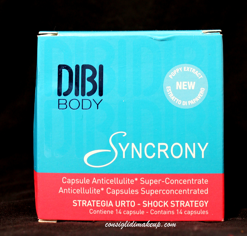 Review: Capsule anticellulite super concentrate Syncrony - Dibi Milano