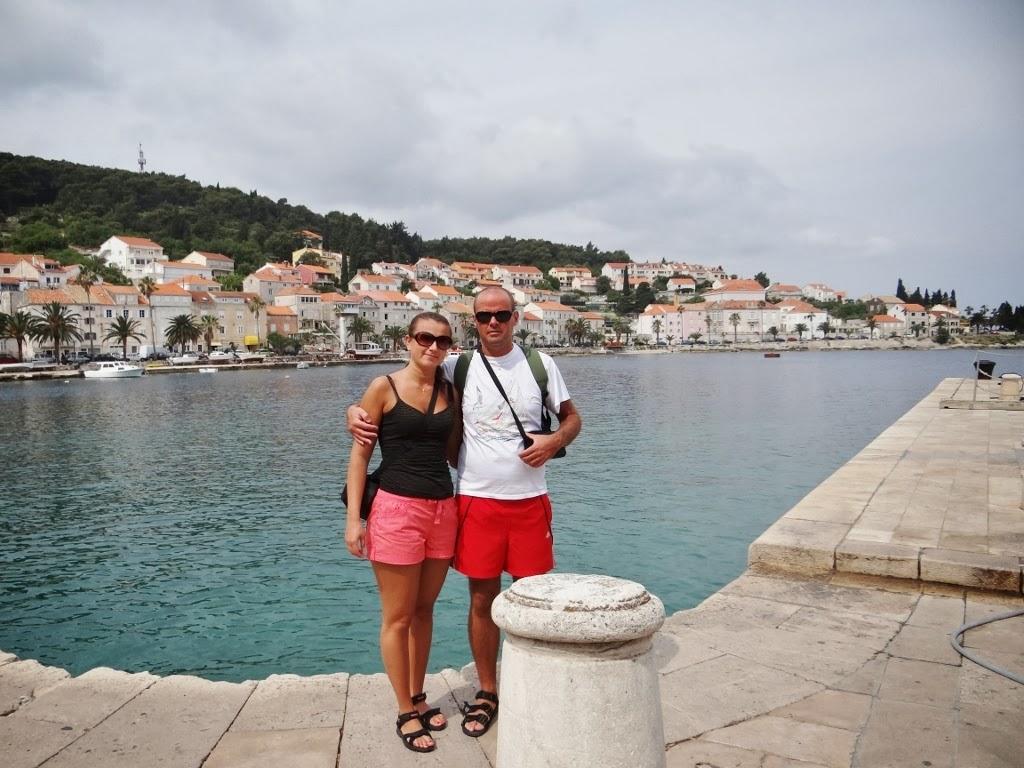 Wyspa Korcula - Chorwacja