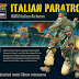 WWII Italian RSI Troop - 28mm Gothic Line