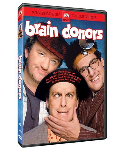Brain Donors Dvd