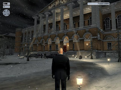 Hitman 2 Silent Assassin Games for windows