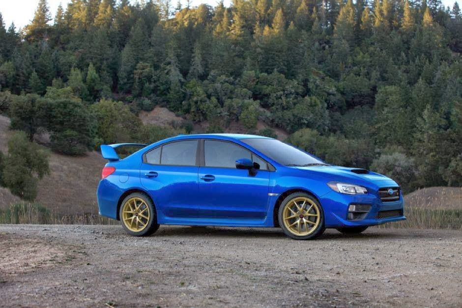 mias 2014 subaru wrx and wrx sti graces stand gets. Black Bedroom Furniture Sets. Home Design Ideas