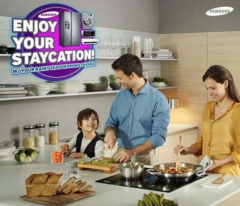 Samsung's Rainy Day Promo