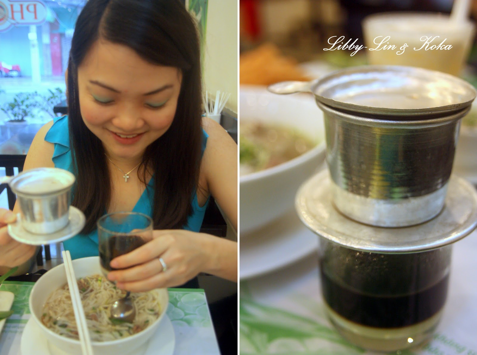 how to use vietnamese coffee drip