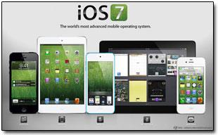 Компания Apple на конференции WWDC 10 июня, представила iOS 7