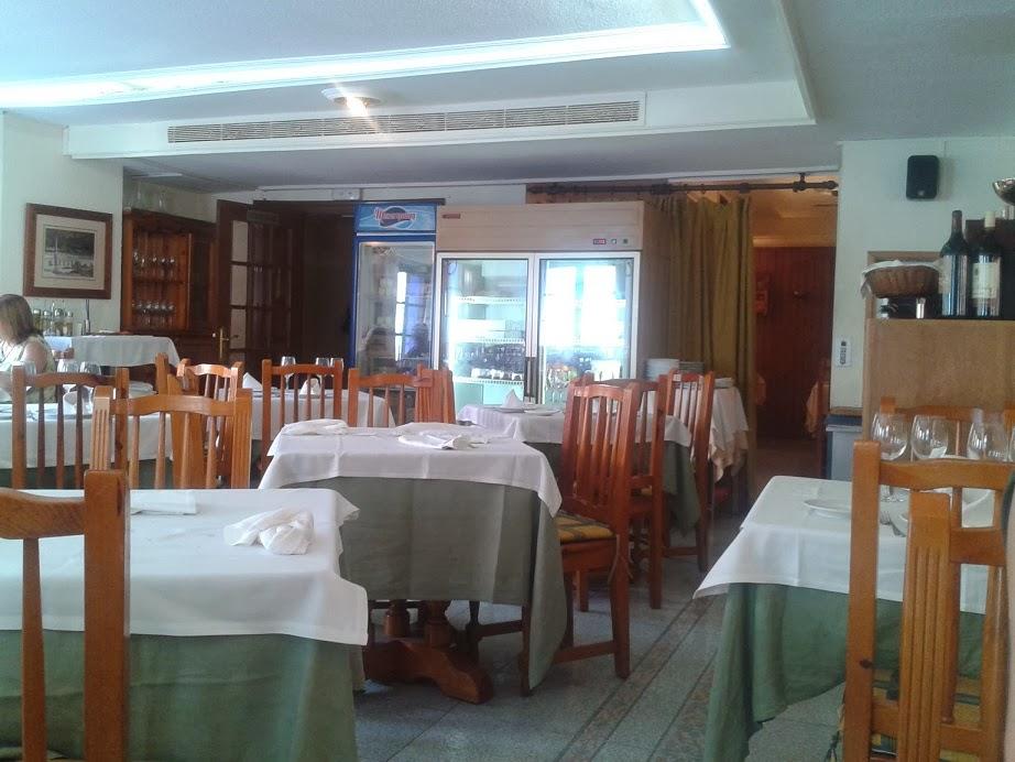 Restaurante La Posada, Soria, España