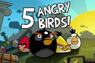 'Angry Birds' tops 350 million downloads.