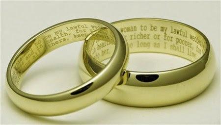 Model Cincin Kawin atau Cincin Pertunangan 2015