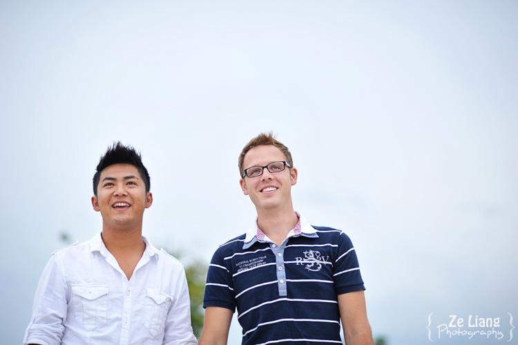 same-sex engagement session castle island boston ben&justin 05