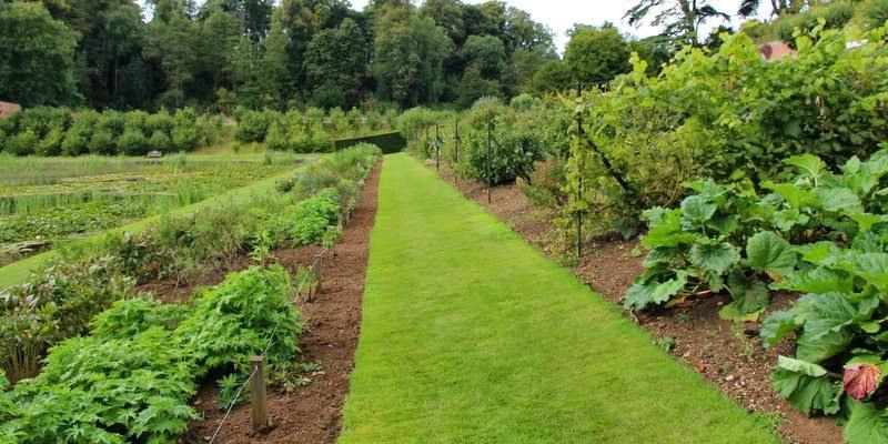 Upton House Garden