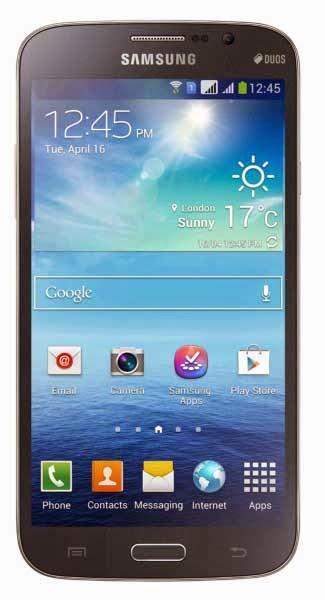 Samsung Galaxy Mega Terbaru, Spesifikasi Galaxy Mega