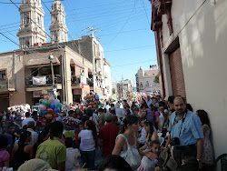 Crowds at Fiesta
