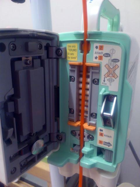 Terumo infusion Pump