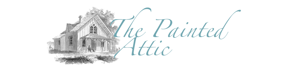 The Painted Attic Welcome Pages