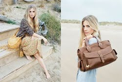 Radley London announces model & writer Laura Bailey as its new Brand Ambassador