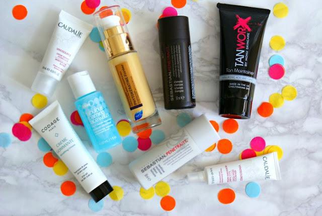 lookfantastic beauty box contents