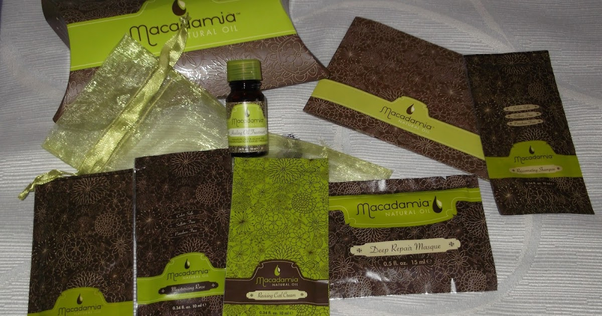Macadamia Natural Oil Mask Review