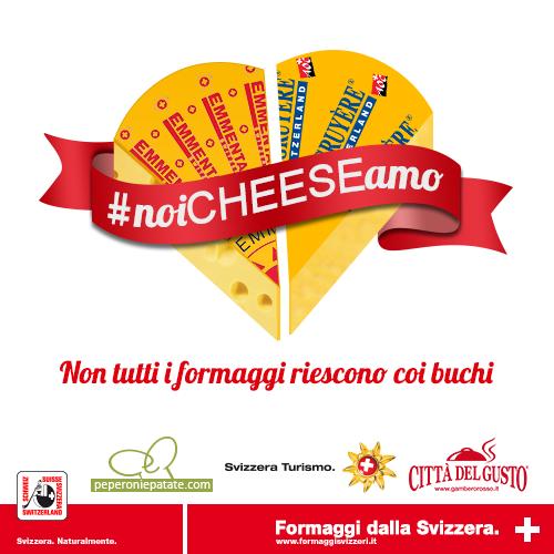 Partecipo al #noiCHEESEamo!