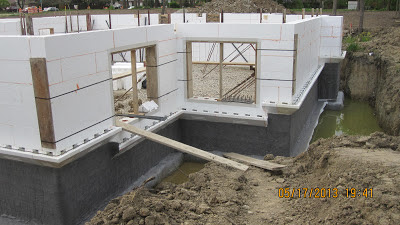 energy efficient building network waterproofing membrane