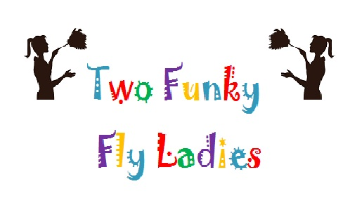 Two Funky Fly Ladies