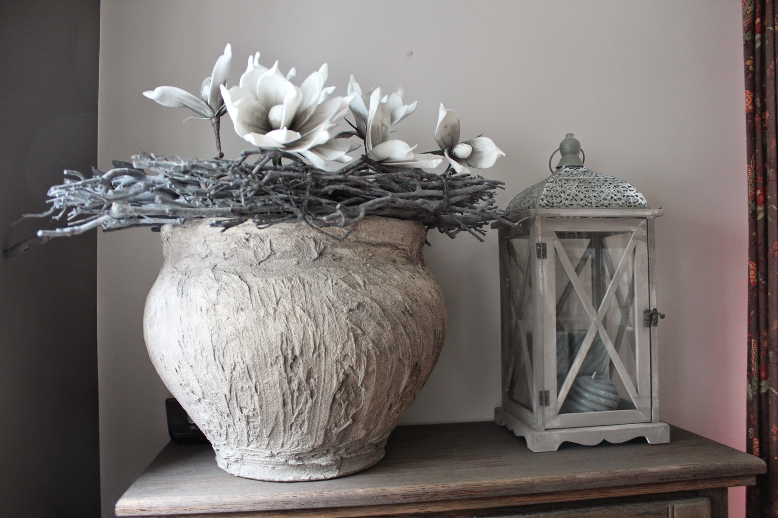 Lila Ledikant: Nieuwe decoraties