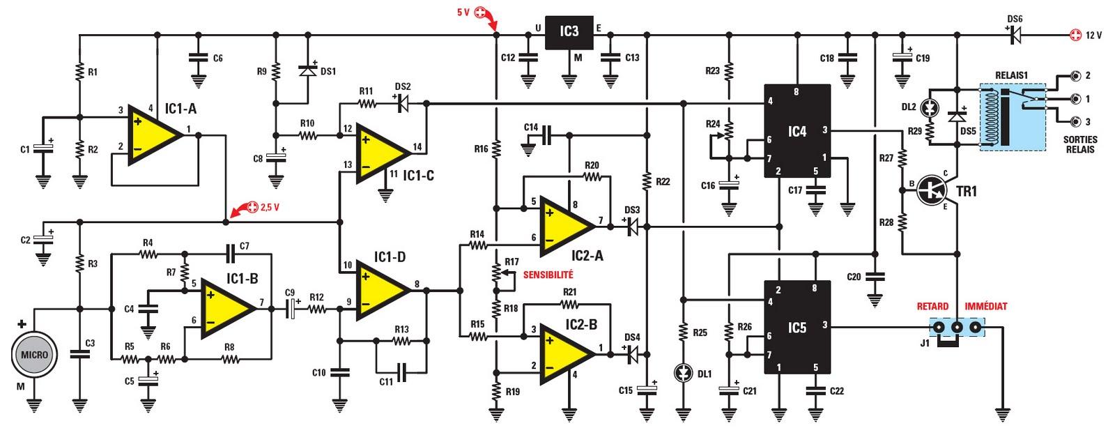 Systeme d alarme type 3 devis travaux construction seine - Telesurveillance maison comparatif ...